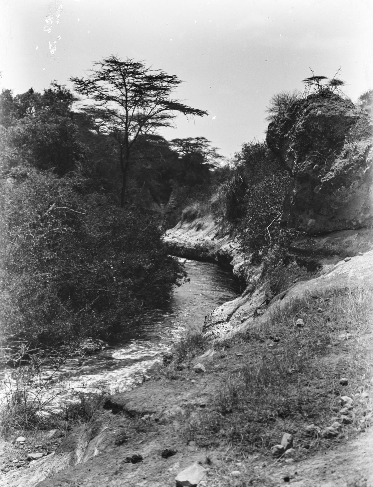 164. Река в Энгаре-Нанюки