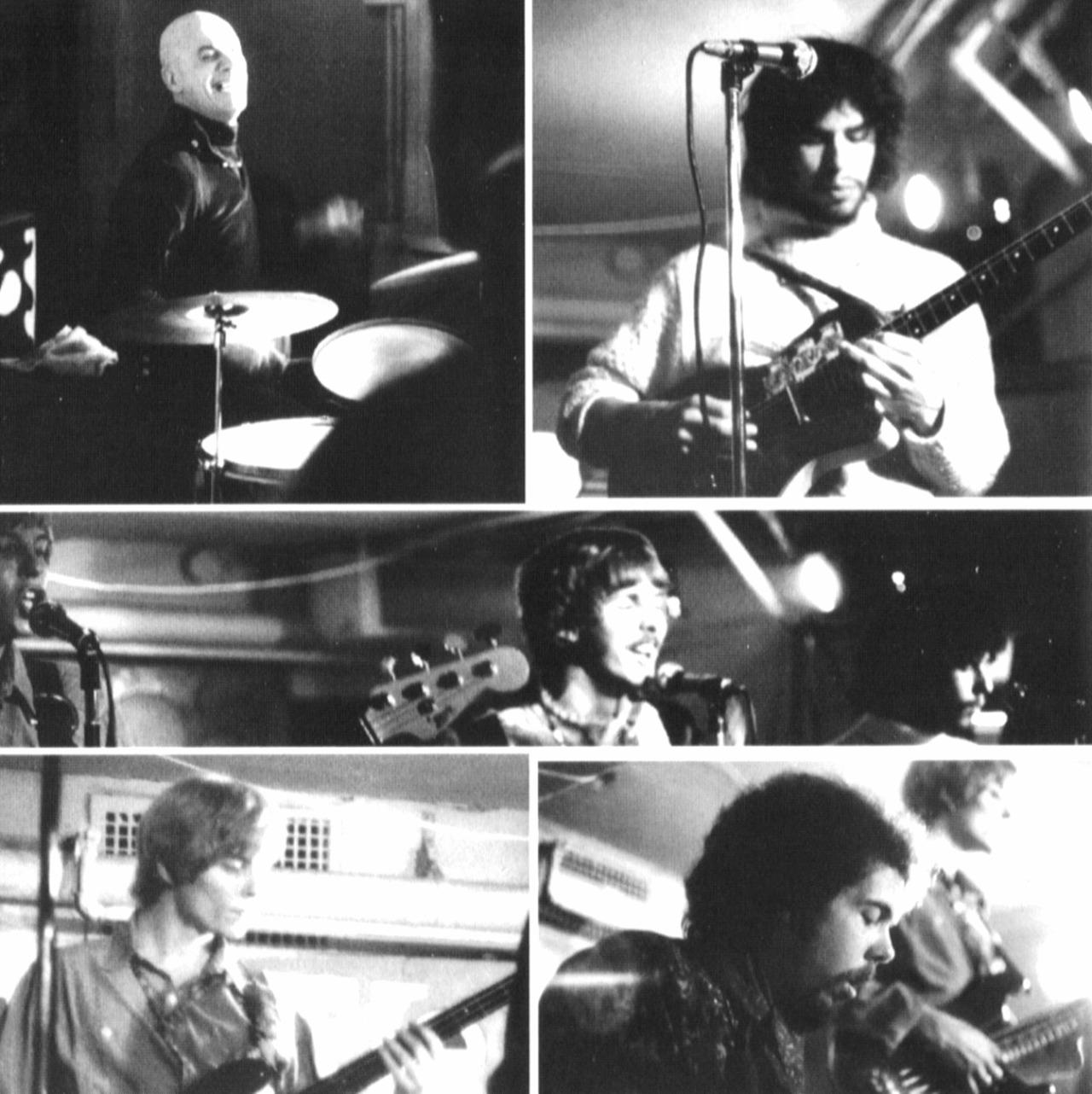 1968. «Spirit»