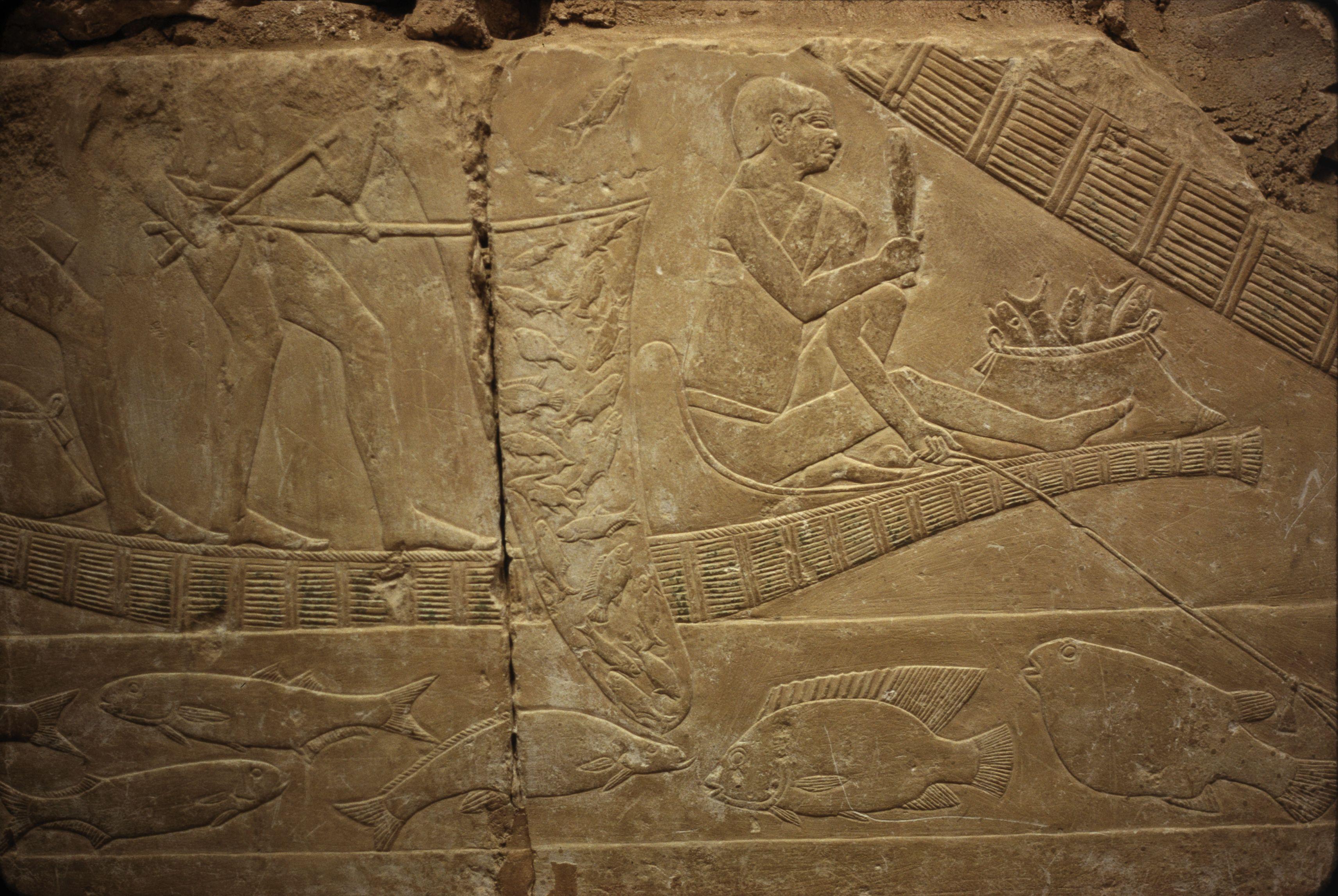 15. Саккара. Мастаба принцессы V династии Идоут