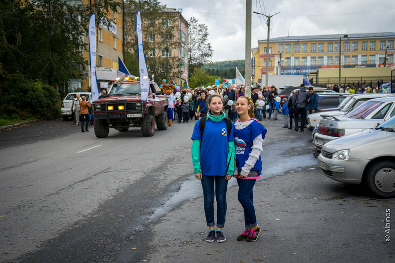 Парад первоклассников