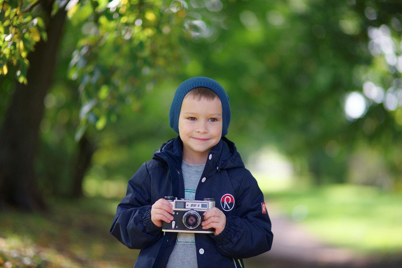 Примеры фотографий на разные фотоаппараты