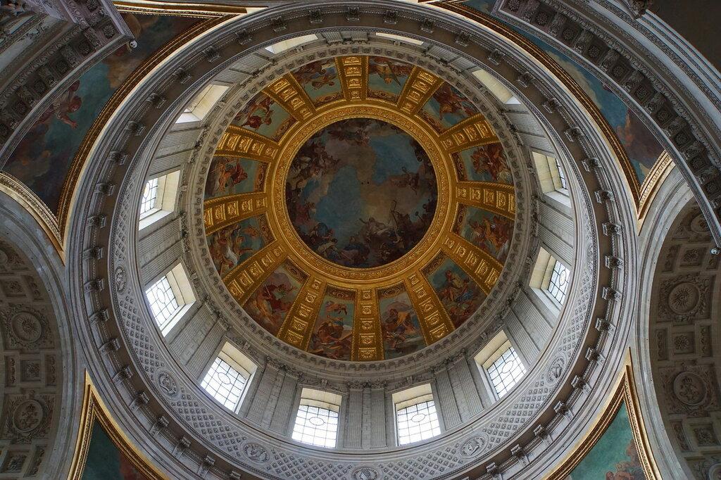 Купол Собора Святого Людовика