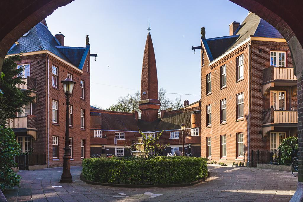 Амстердам: Дом-Корабль