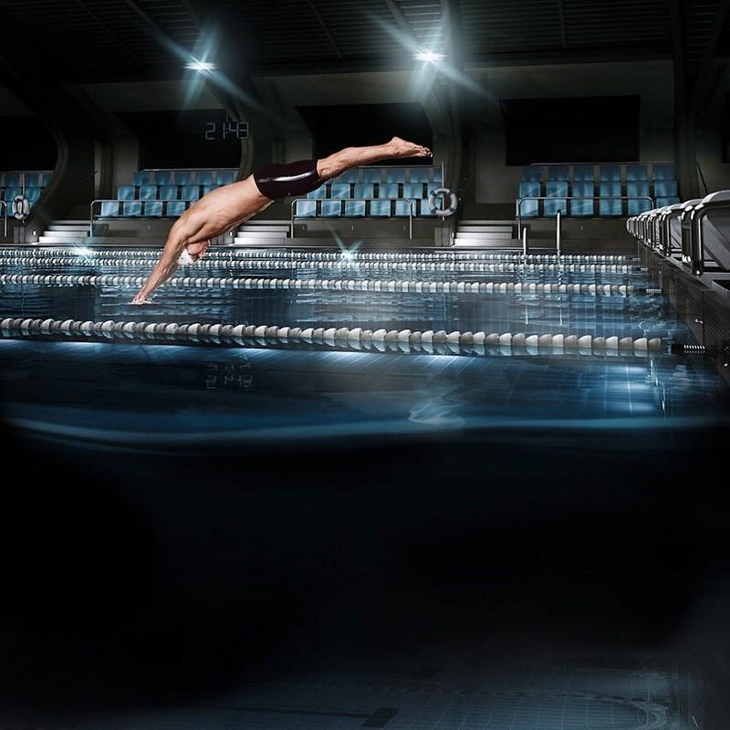 Спортивные фотографии Майкла Филиппа Бадера