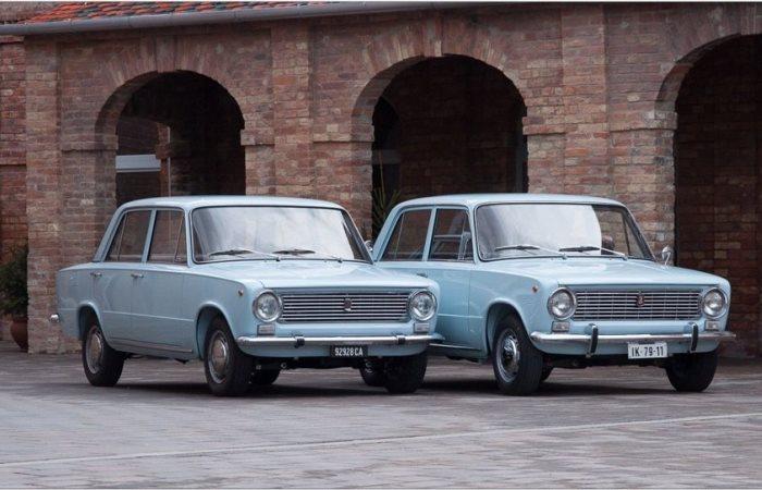 Советские автомобили, которые оказались похожи на иномарки как две капли воды
