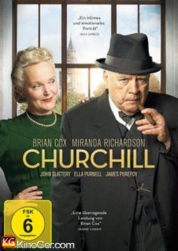 Churchill - Der Mann hinter der Ikone (2017)