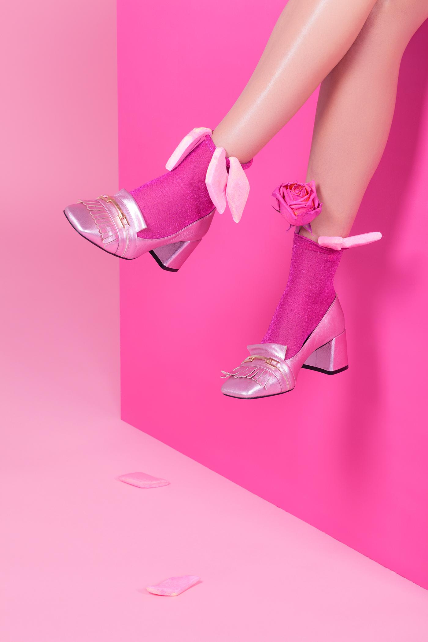 Pink Paper / фотограф Michiel Spijkers