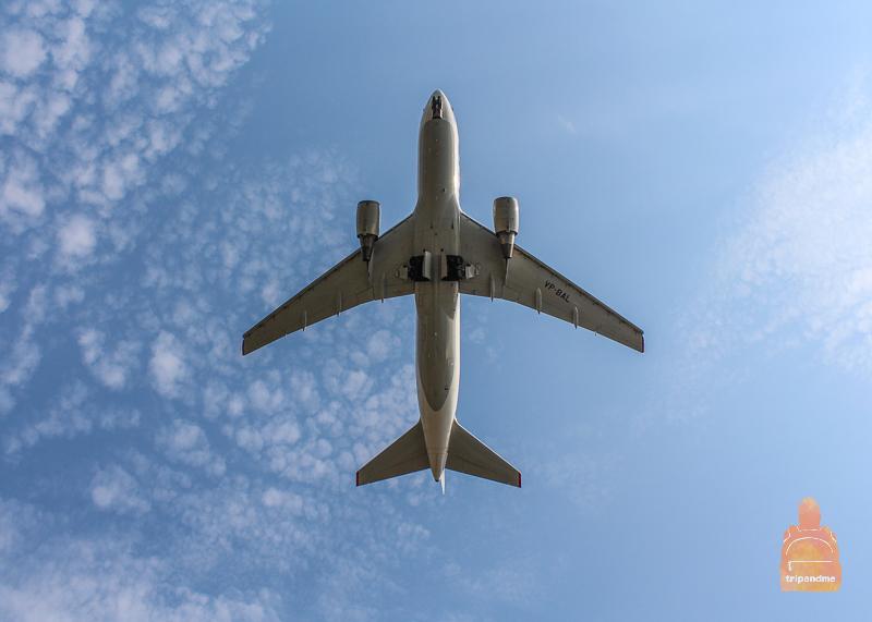 В Скопье можно добраться на самолете