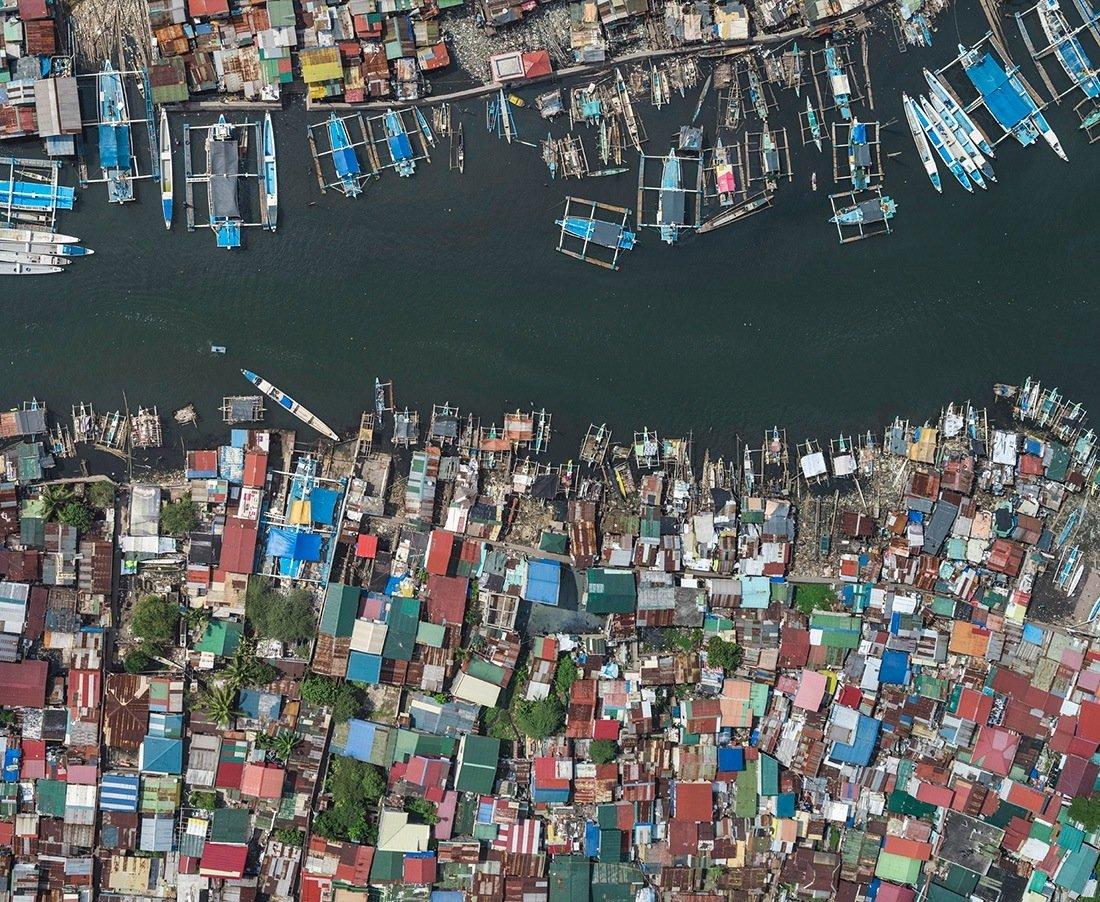 Пожары и наводнения — постоянные угрозы в Маниле. Филиппинские острова находятся в Тихоокеанском вул