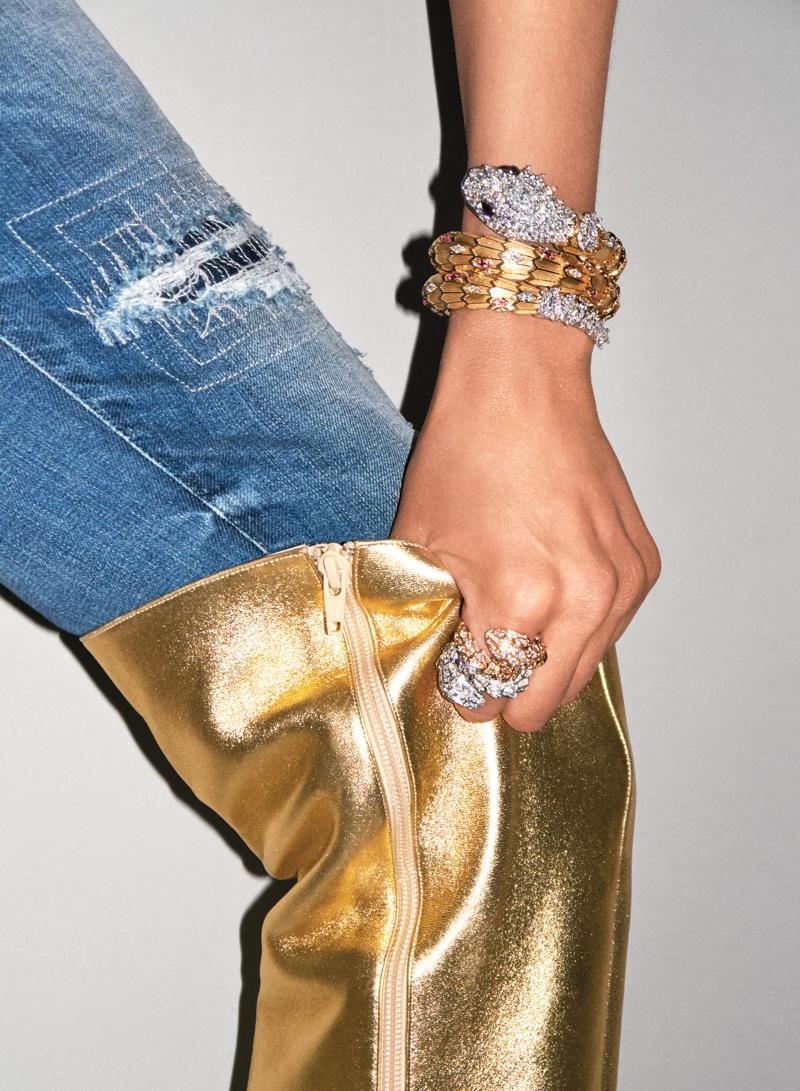 Белла Хадид для V Magazine