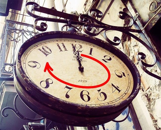 © depositphotos     Доизобретения механических часов ихроль выполняли  солнечные