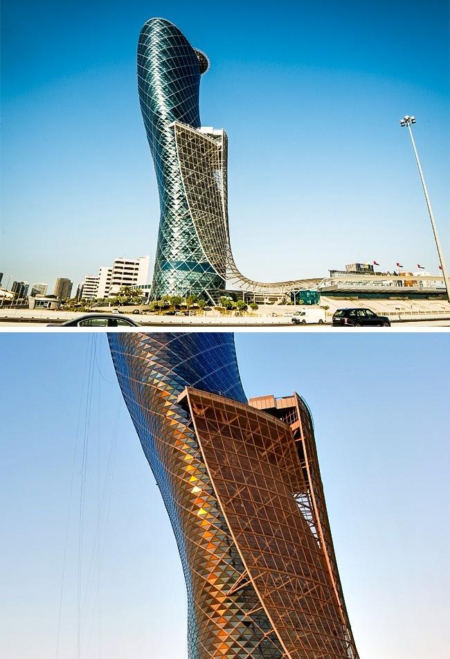 © GekaSkr/depositphotos  © FritzDaCat/wikipedia     Высота 160 метров делает небоск