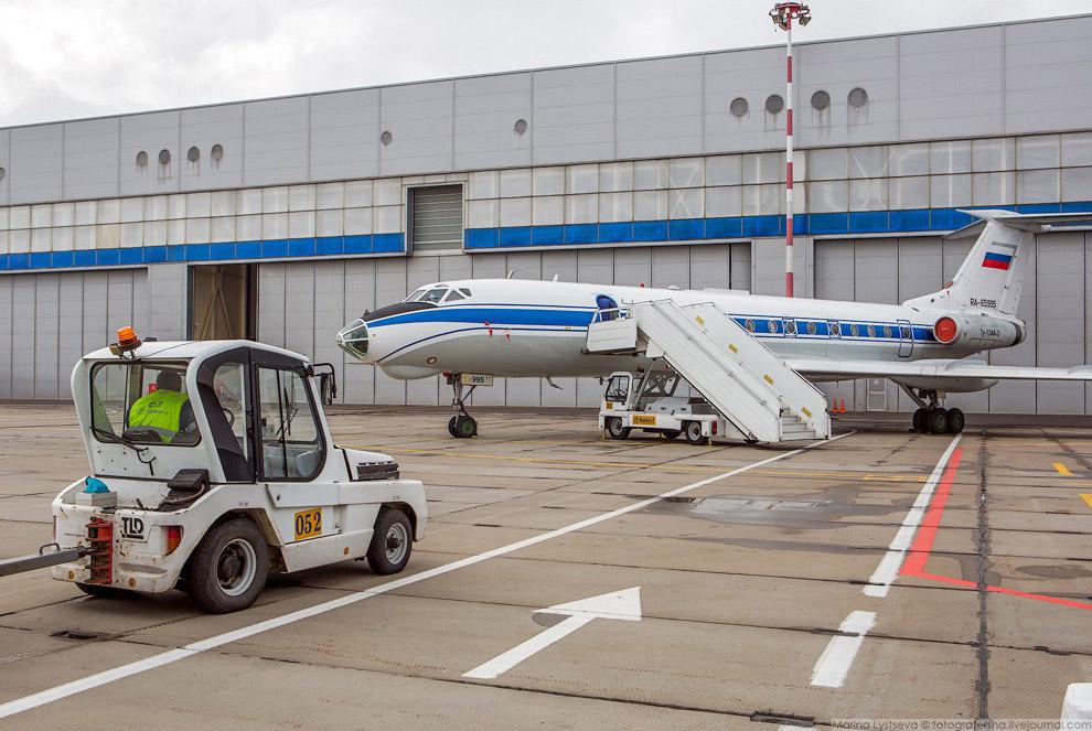 6. Одним из основных направлений полетов этого ВС является космодром Байконур (аэропорт Крайн