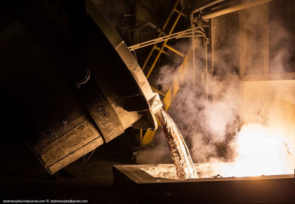 Завод КрАЗ заточен на выпуск высокотехнологичной продукции. К примеру, завод сейчас развивает