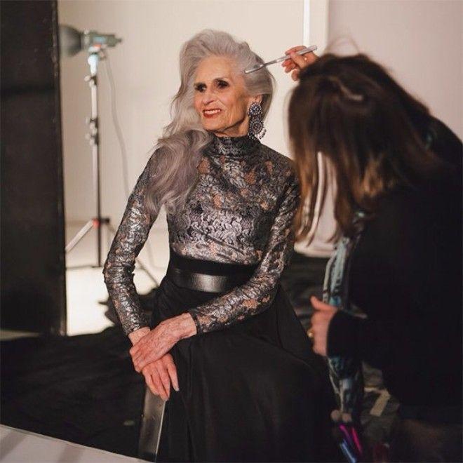 13 Пожилых Женщин, Которые Доказали, Что Стареть Можно Красиво
