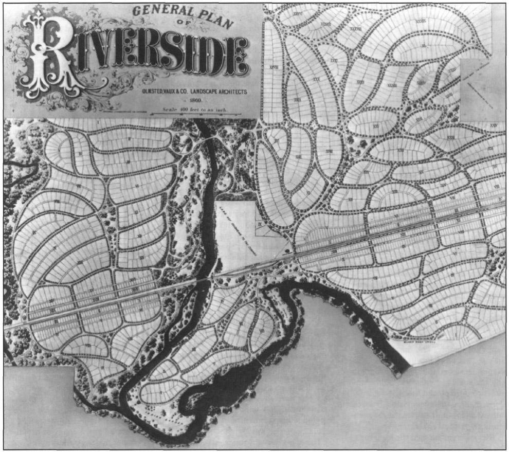 5. К началу 1930-х направление архитектуры и планировки пригородных районов сформировалось по