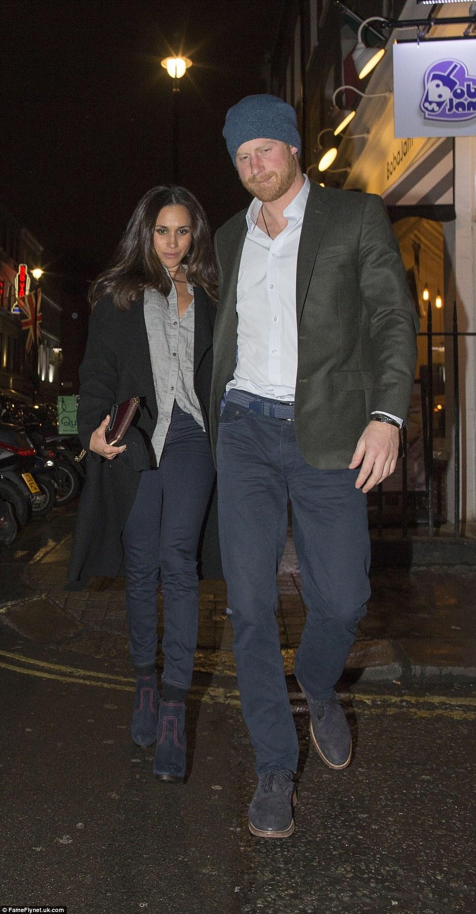 Принц Гарри обручился с американской актрисой Меган Маркл из сериала «Форс-мажоры» (12 фото)