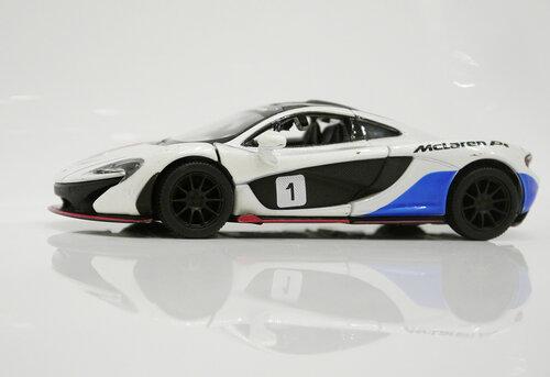Машинка металлическая Kinsmart McLaren P1