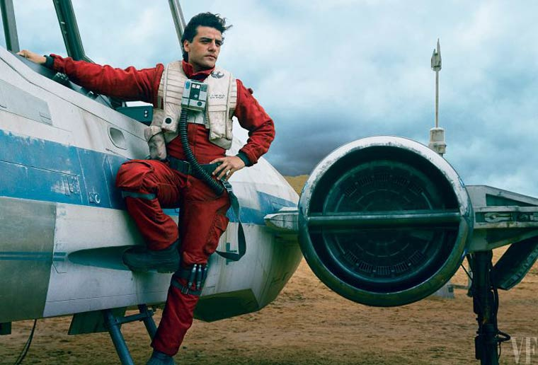 Star Wars VII: The Force Awakens – The first photos from the set unveiled (8 pics)