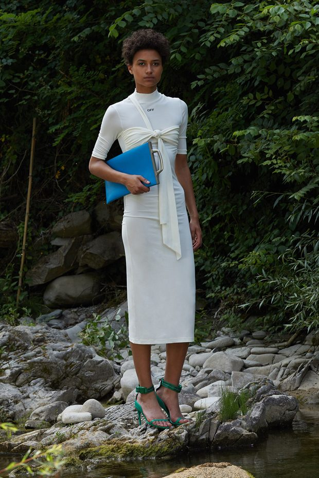 Discover OFF-WHITE Resort 2018 Collection