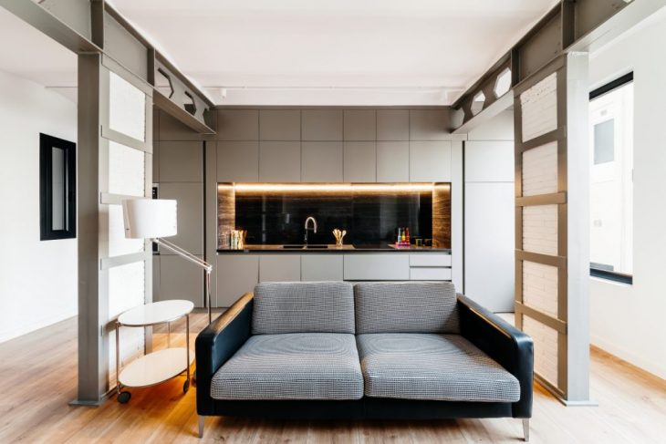 Apartment in Barcelona by Pepe Gascon Arquitectura