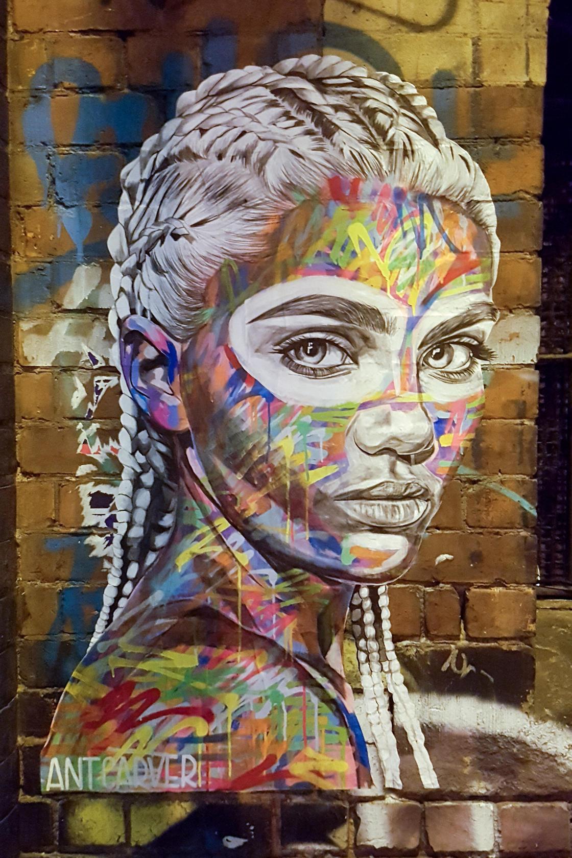 London Street Art – A street art walk through London (46 pics)