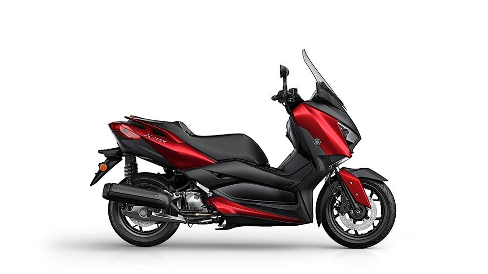 Скутер Yamaha X-MAX 125 2018