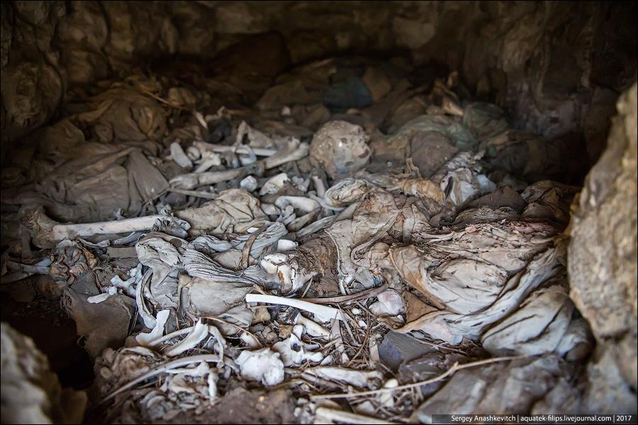 Город мертвых Даргавс