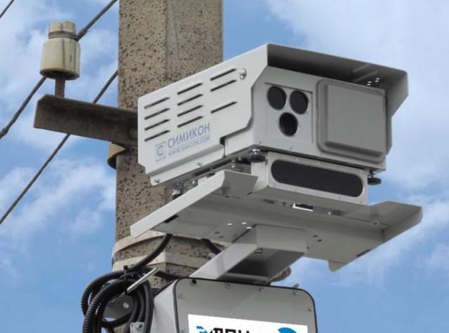 Дорожная камера в Москве ошибочно выписала 10 тысяч штрафов