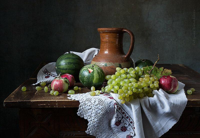 Деревенский десерт. Вариант