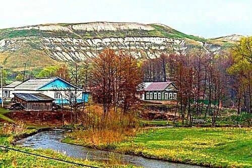Село Тушна признано самой красивой деревей Ульяновской области
