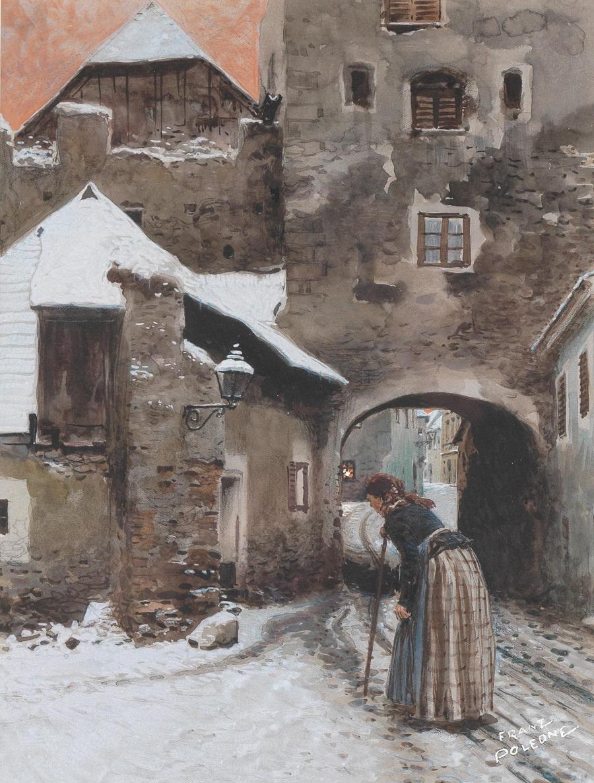 Ansicht aus Dürnstein.
