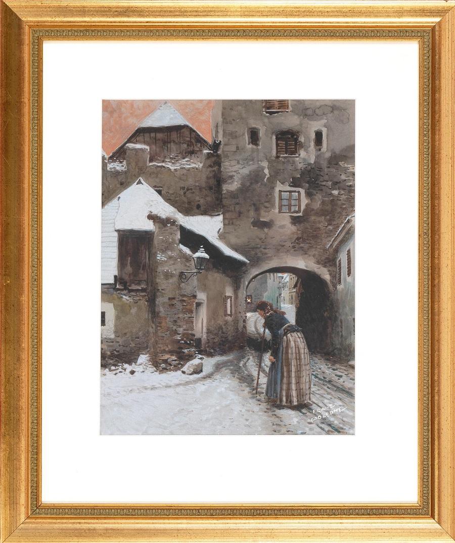 Ansicht aus Dürnstein
