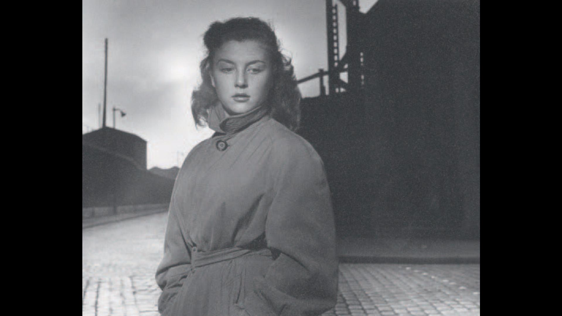 1949. Николь Курсель, киноактриса