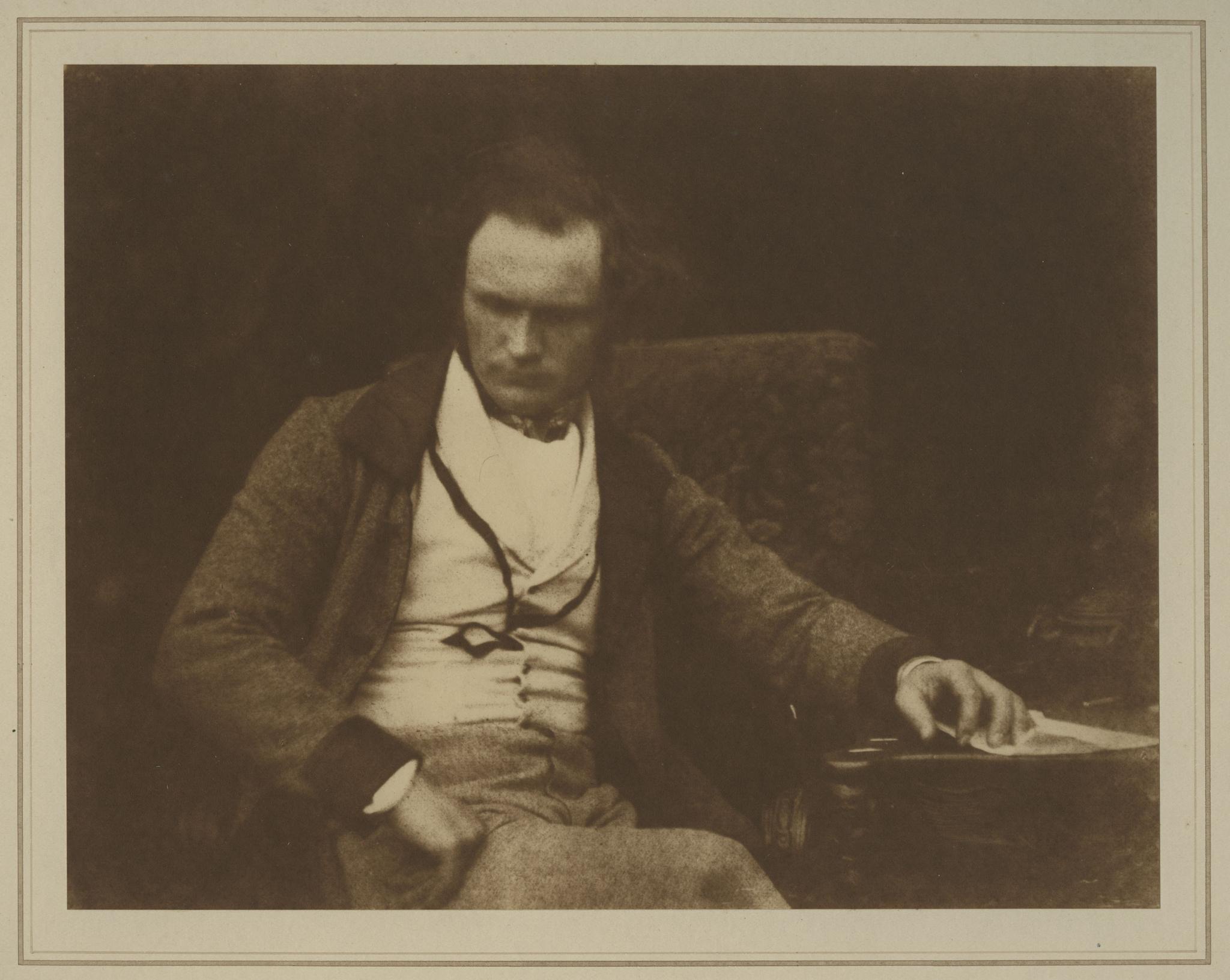 1843. Томас Дункан (1807 - 25 мая 1845), шотландский художник