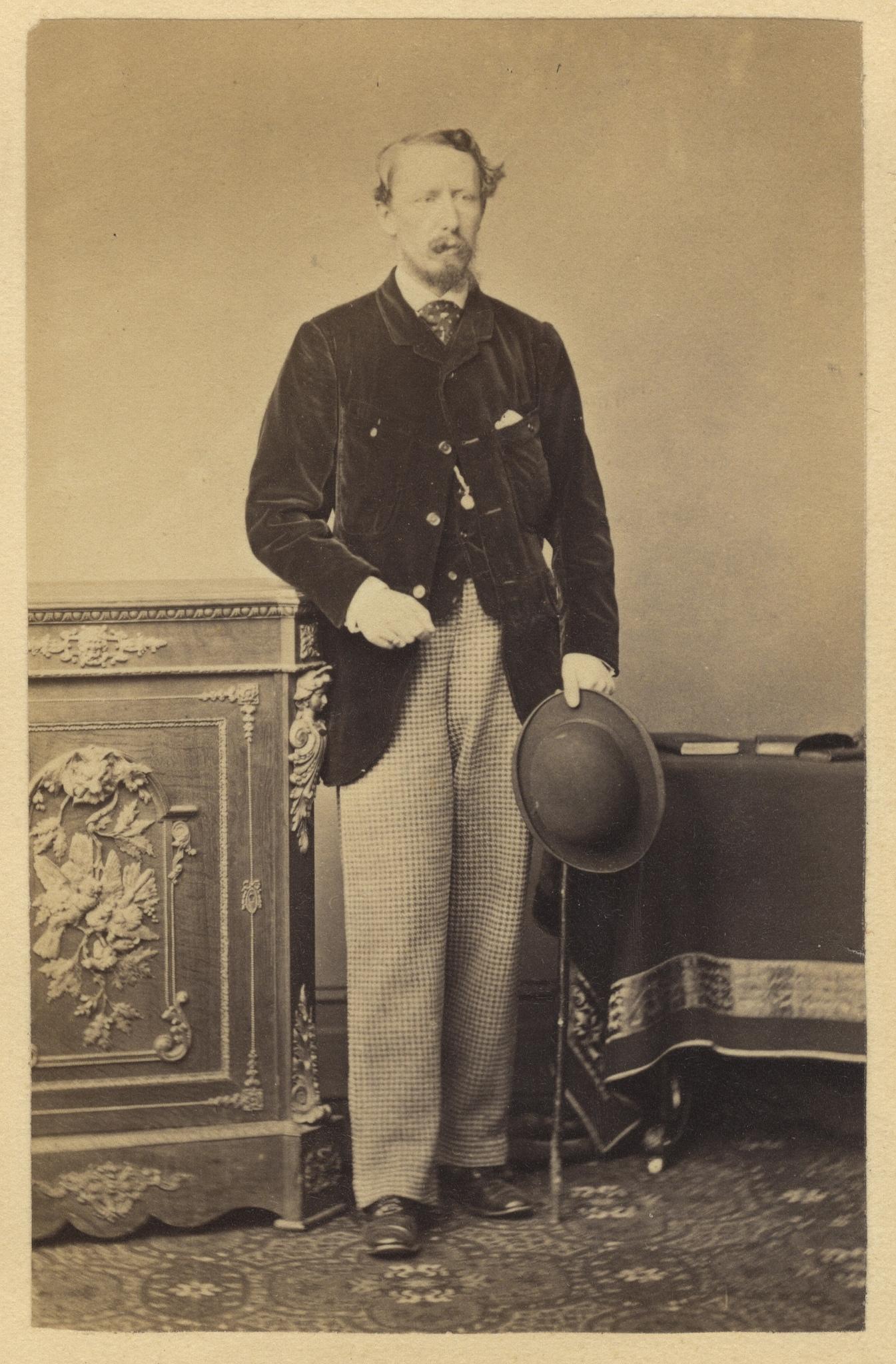 1862. Паулет, сэр Уильям Паулет  (7 июля 1804 - 9 мая 1893), британский военачальник