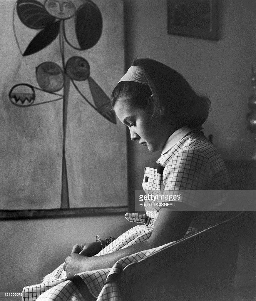 1958. Палома Пикассо