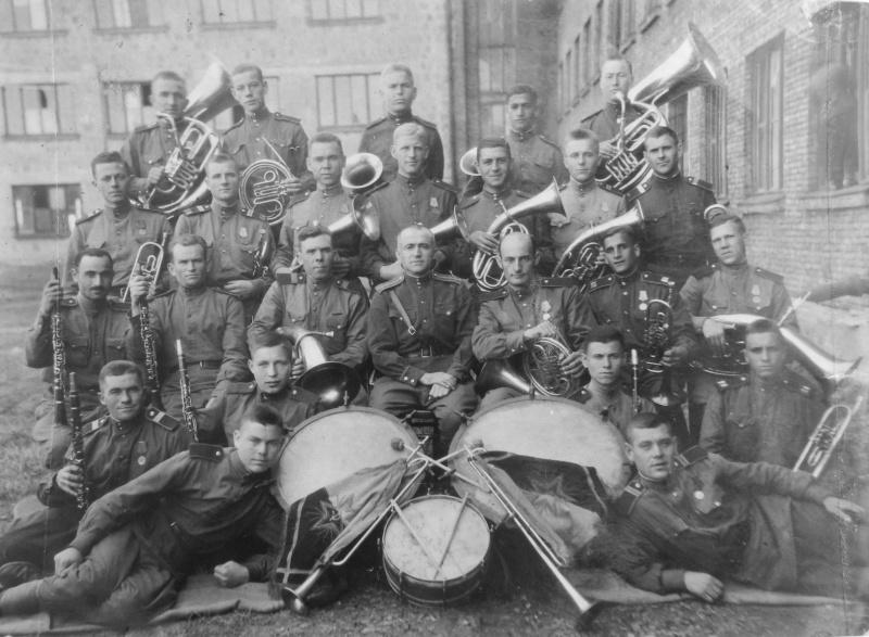 Стрелковый полк войск НКВД,  участие в обороне Сталинграда и трех депортациях.