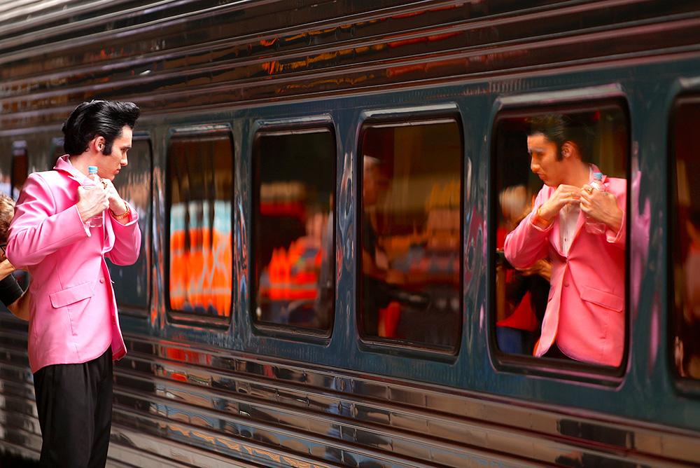 Фестиваль двойников Элвиса Пресли в Австралии