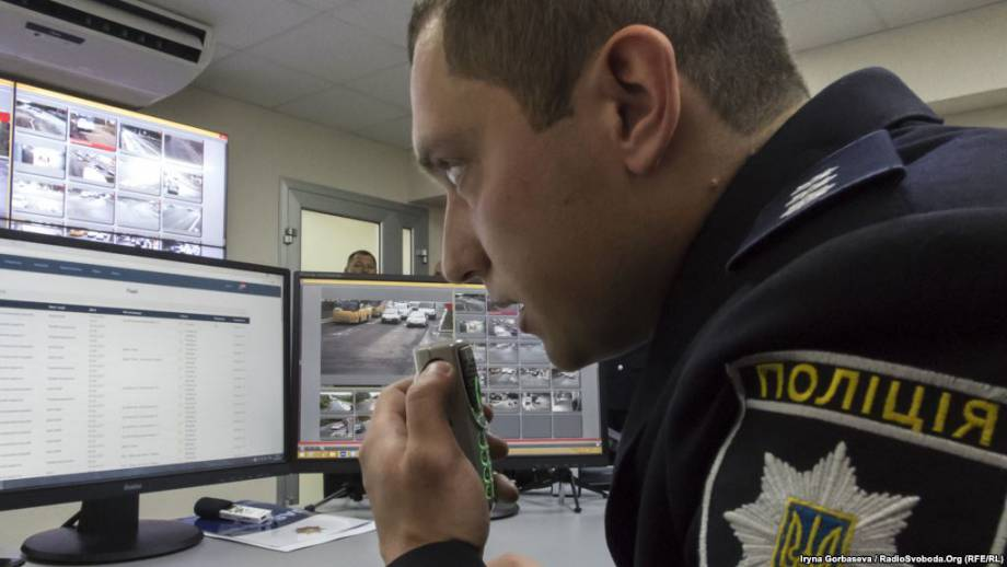 Полиция Днепра ведет расследование через применение патрульной газового баллончика к байкерам