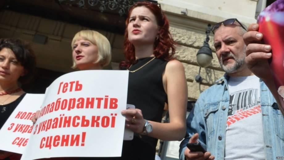 Общество требует запретить фильмы с актерами, которые заявляли о российский Крым, – Костинский