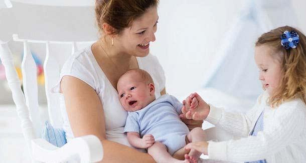новорождённые повторяют мимику взрослых