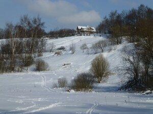 Снежный февраль