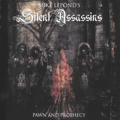 Mike LePond's Silent Assassins - 2018 - Pawn & Prophecy [Frontiers, FR CD 838, Italy]