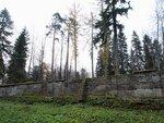 Ограда Сильвии из пудостского камня