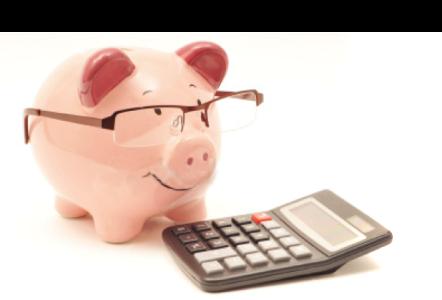 31 октября. Всемирный день экономии. Копилка и калькулятор
