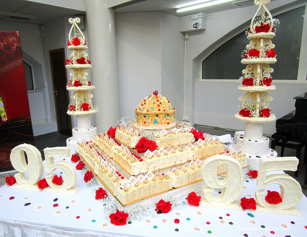 картинки большой торт в мире время работы компьютере