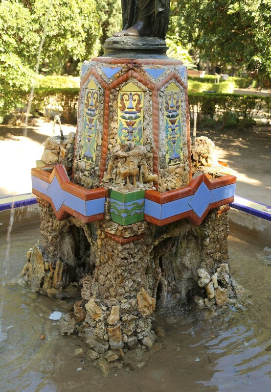 Парк Парк Малага (Parque de Málaga) (Parque de Málaga)
