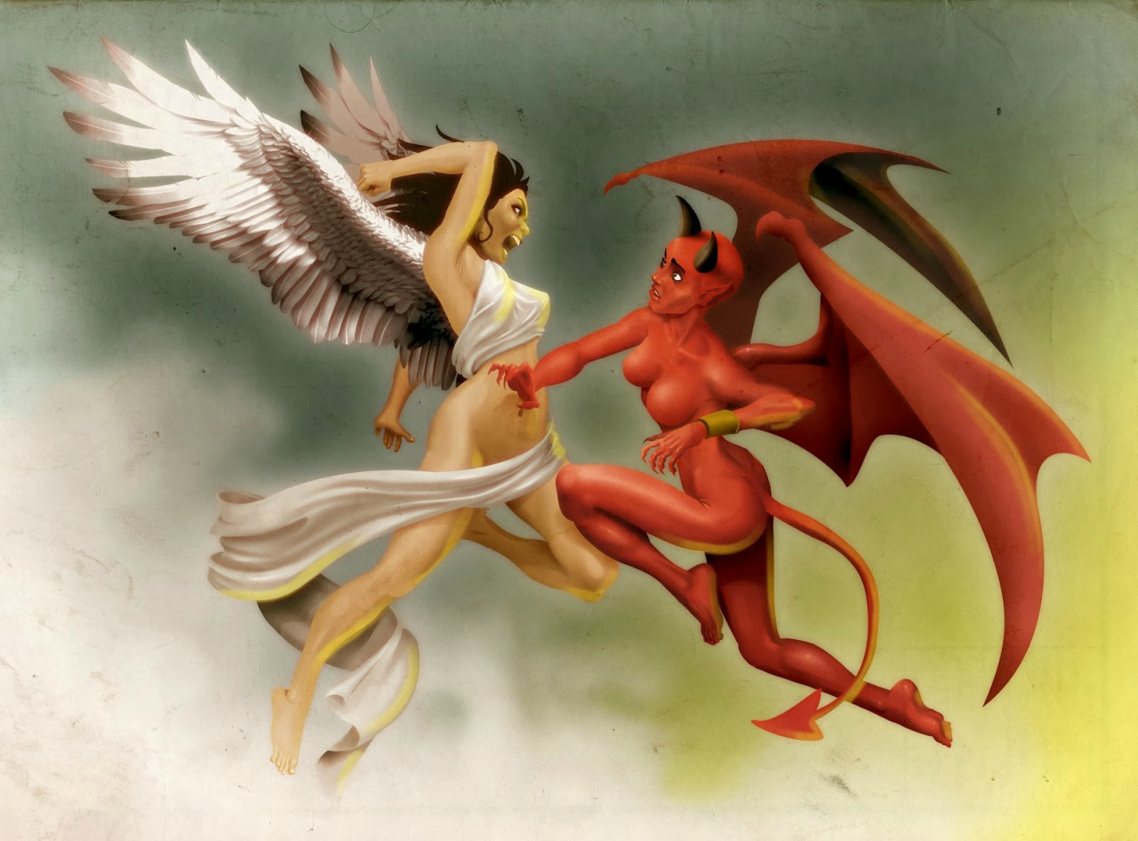 Free videos xxx angels and demons hentay pictures