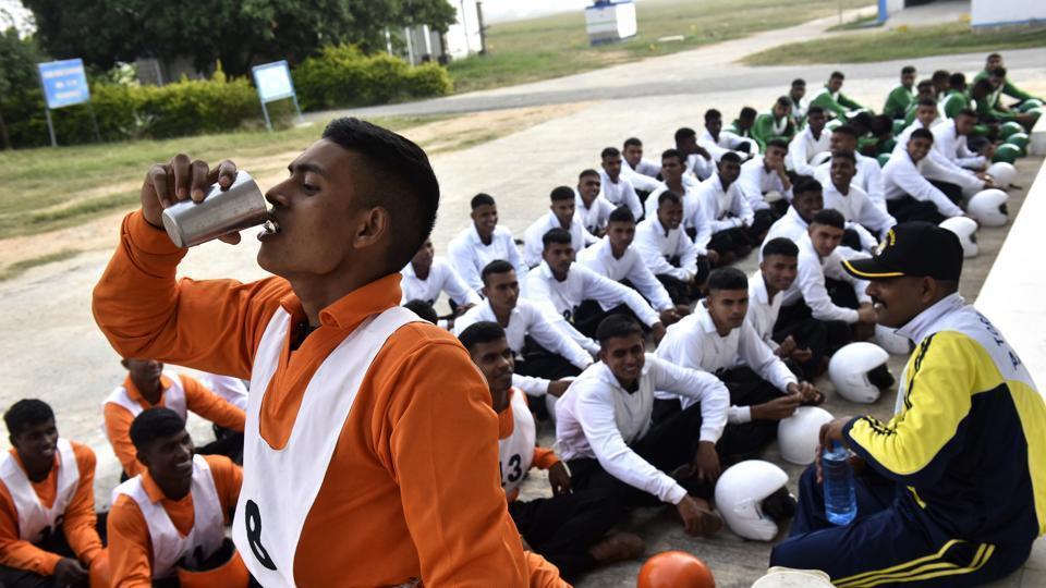 Индийские военные побили новый рекорд Гиннеса